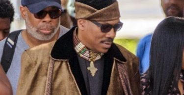 """Eddie Murphy Gone """"Above And Beyond For 'Coming 2 America'"""