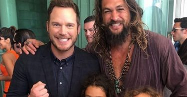 Jason Momoa Apologizes to Chris Pratt Over Plastic Water Bottle