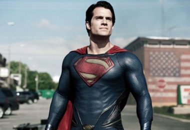 Henry Cavill Hints at Man of Steel Sequel!