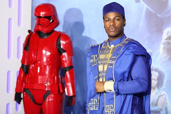 John Boyega Envious Of Finn Personality Traits