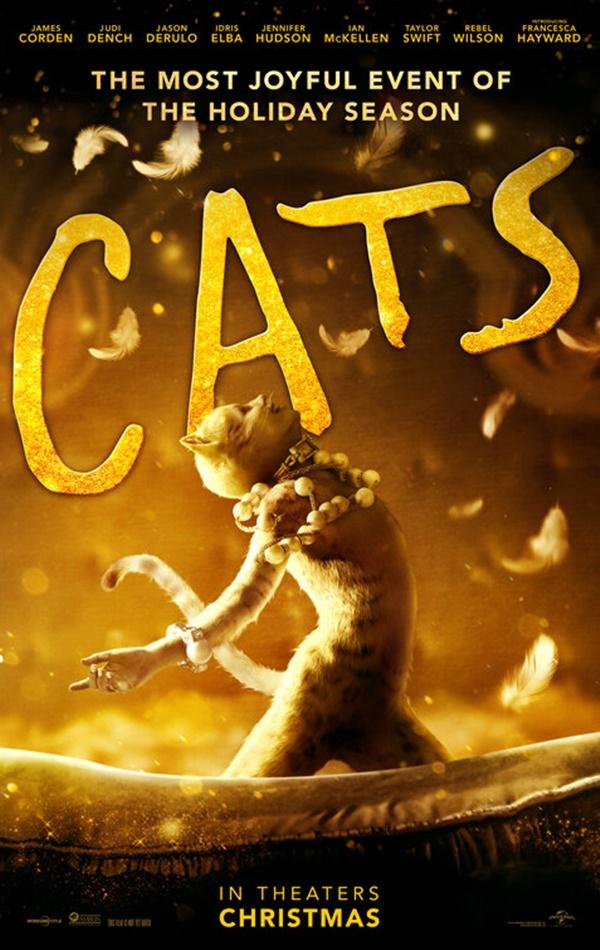 CATS Screening Giveaway: Los Angeles + Buena Park