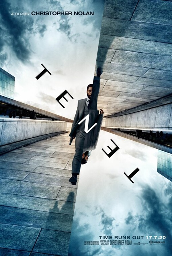 Christopher Nolan's Espionage Thriller Tenet Trailer Is Here