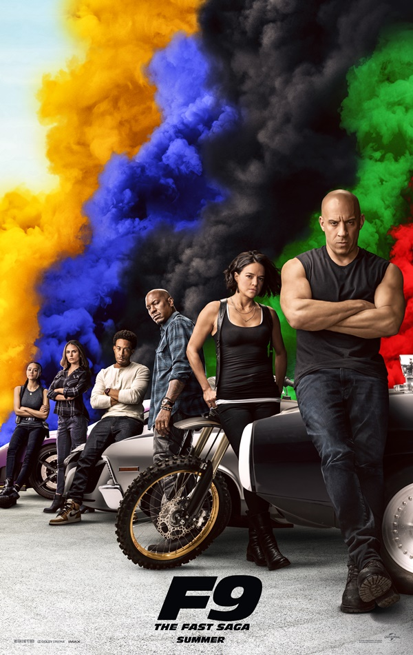 F9: Fast and Furious 9 Trailer Officially HERE