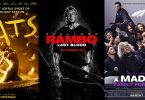 2020 Razzies Nominations: Cats, Rambo: Last Blood, Madea Lead