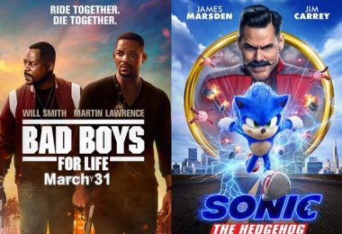 Bad Boys For Life + Sonic The Hedge Hog Get Early Digital Release