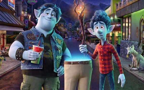Pixar's Onward Heads To Digital + Movies Anywhere Today