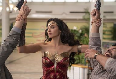 Wonder Woman 1984 Possibly Straight to Streaming