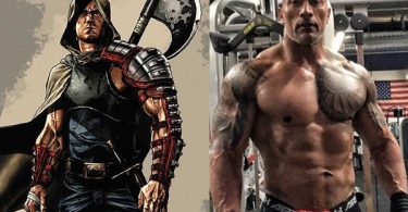 Valiant Entertainment Eyeing Dwayne Johnson For Eternal Warrior