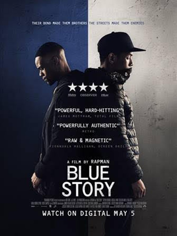 Paramount Home Entertainment BLUE STORY Available Digitally + Purchase On May 5
