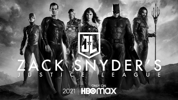Justice League Zach Snyder Cut Premiering on HBO MAX in 2021