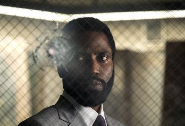 Watch John David Washington in Tenet Trailer