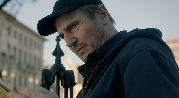 Liam Neeson Stars In Open Road + Briarcliff Entertainment's Honest Thief