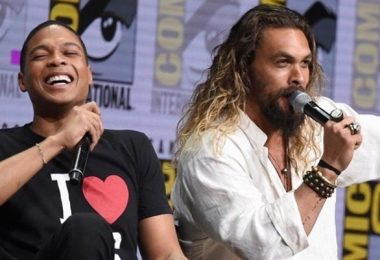 "Jason Momoa Supports Ray Fisher Accusations About Whedon's ""Abusive Behavior"""