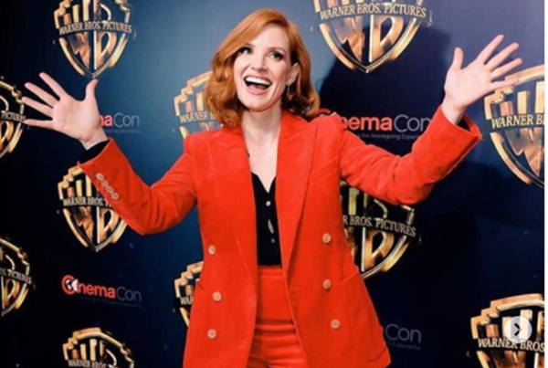 Jessica Chastain To Play Tammy Wynette In New TV Series