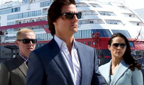 Tom Cruise Rents $670K Cruise Ship For Mission: Impossible 7 Crew