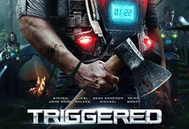 Sean Cameron Michael Stars In Samuel Goldwyn Films Horror Thriller TRIGGERED