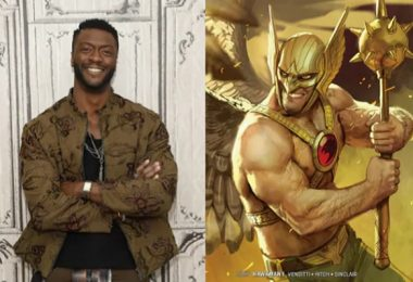 Aldis Hodge Joining Dwayne Johnson DC Movie As Hawkman