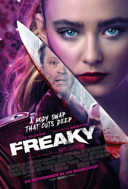 Freaky Is Blumhouse New Body-Swap Horror Movie