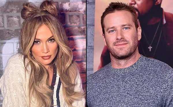 Jennifer Lopez and Armie Hammer Comedy In The Works