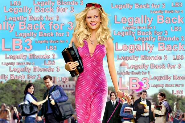 'Legally Blonde 3' Set For 2022 Release