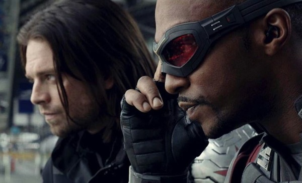 "Anthony Mackie Filming During Coronavirus Pandemic Is ""Awful"""