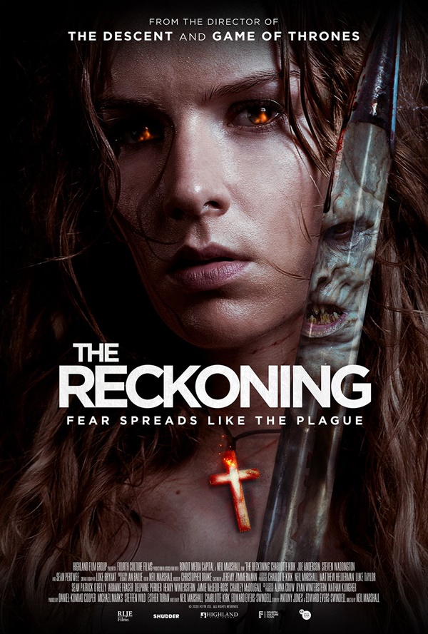 First Look at The Reckoning In Theaters + On Demand February 5th!