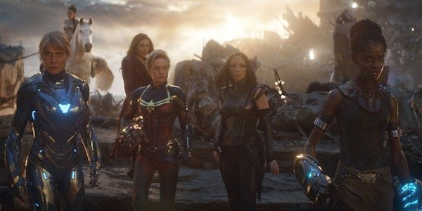 Captain Marvel 2 Reportedly Set Up For A-Force Movie