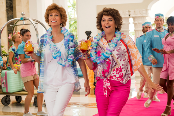 First Look: Barb and Star Go to Vista Del Mar Rom-Com Trailer