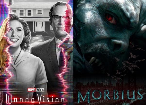 MCU UPDATES: Morbius Set Back - WandaVision Premieres Friday