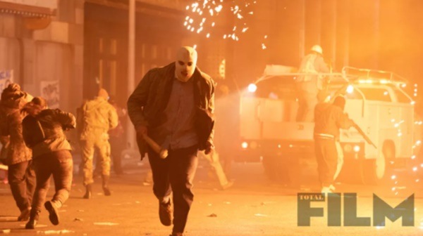The Forever Purge Plot Details Reveal End of the 'Purge' Franchise
