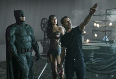 Zack Snyder Reveals 'Justice League' Sequel Plans