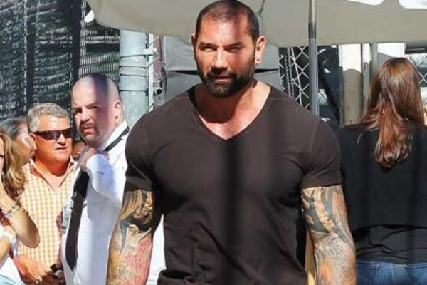 Dave Batista As Drax Ends After Guardians of the Galaxy 3
