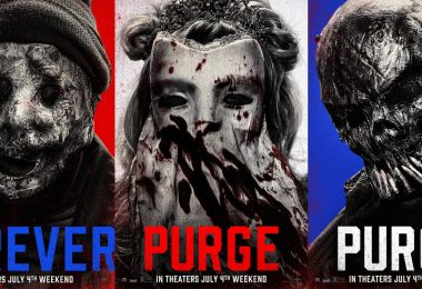 The Forever Purge: Celebrate The 4Th of July Purging