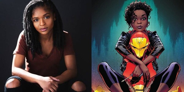 Black Panther 2: Wakanda Forever: Dominique Thorne's Ironheart Makes MCU Debut