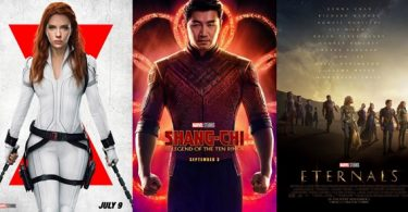 Marvel Phase 4: New MCU Release Dates