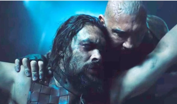 Dave Bautista Wants A Lethal Weapon Style Movie With Jason Momoa