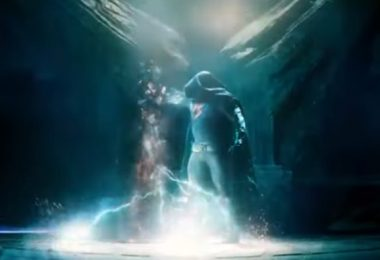 First Look At DC's Black Adam Trailer